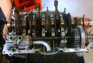 Porsche 911 Engine Rebuild Florida