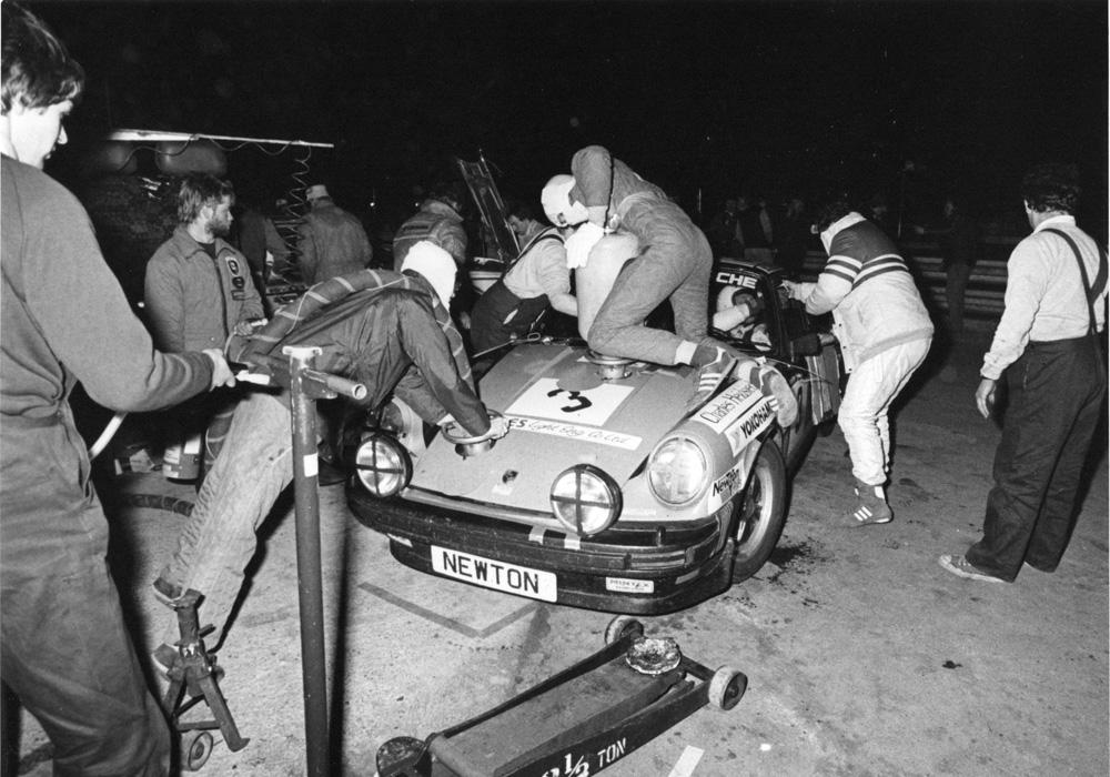 1984 Willhire 24hr Pit Stop Porsche 911SC 1982