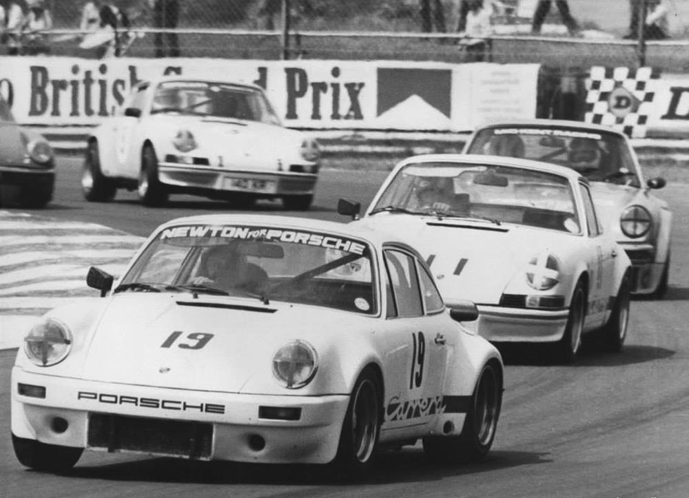 Porsche 3.0 RS Replica - Silverstone, UK, 1985