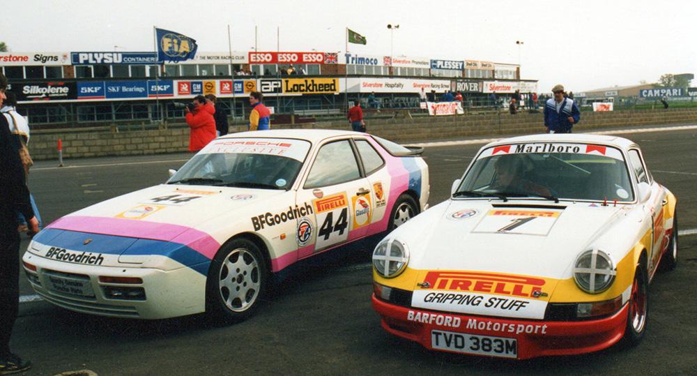 Porsche 2.7RS - Mike Jordan & Tiff Nedell
