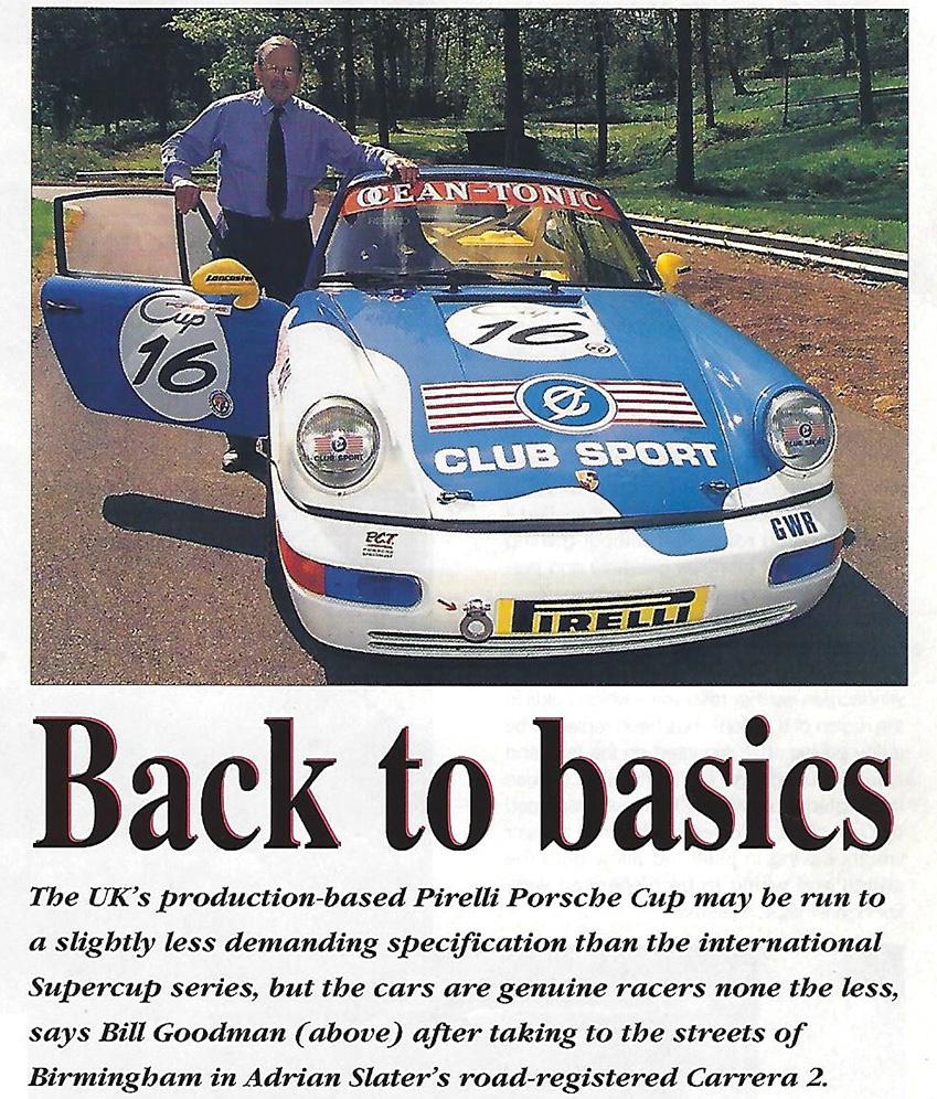 Porsche 964 C2 3.6 - 1997