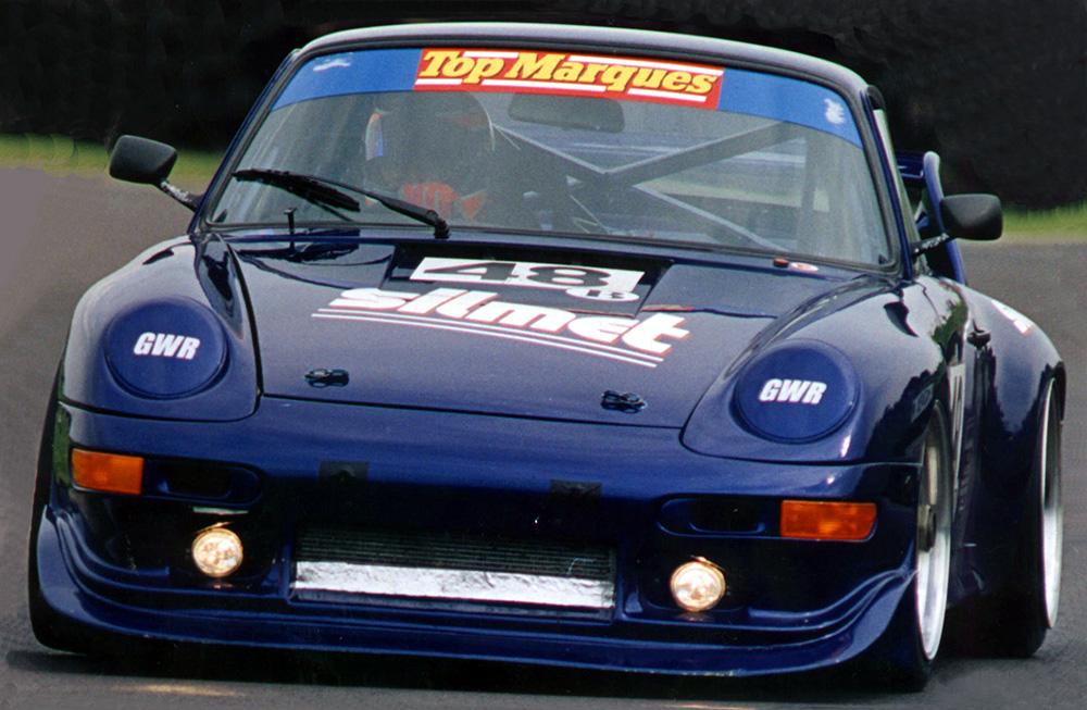Porsche 993 RSR 1999