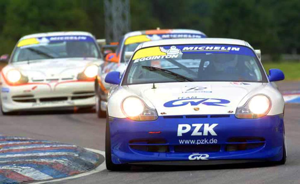 Porsche GT3 Cup 2002
