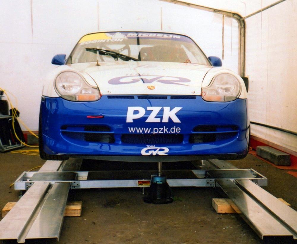 Porsche 996 GT3 Cup 2002
