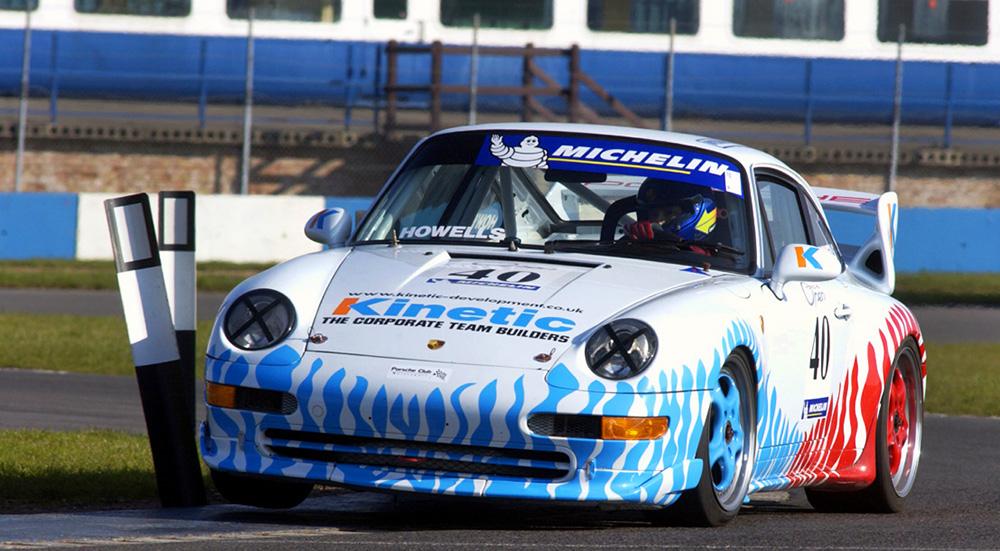 Porsche 993 3.8