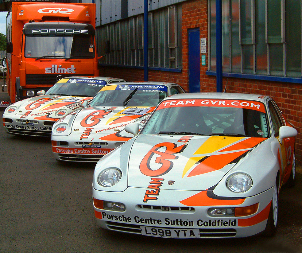 Porsche 968CS