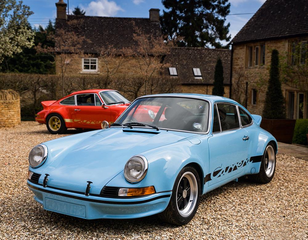 Porsche 930 RSR Restoration