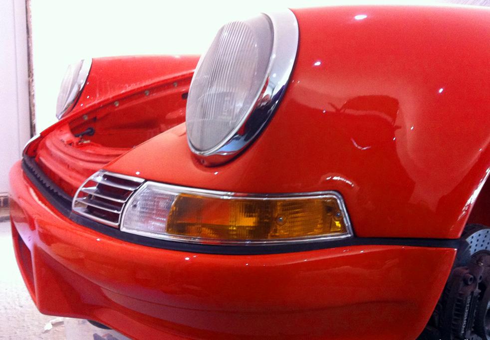 Porsche 930 RSR