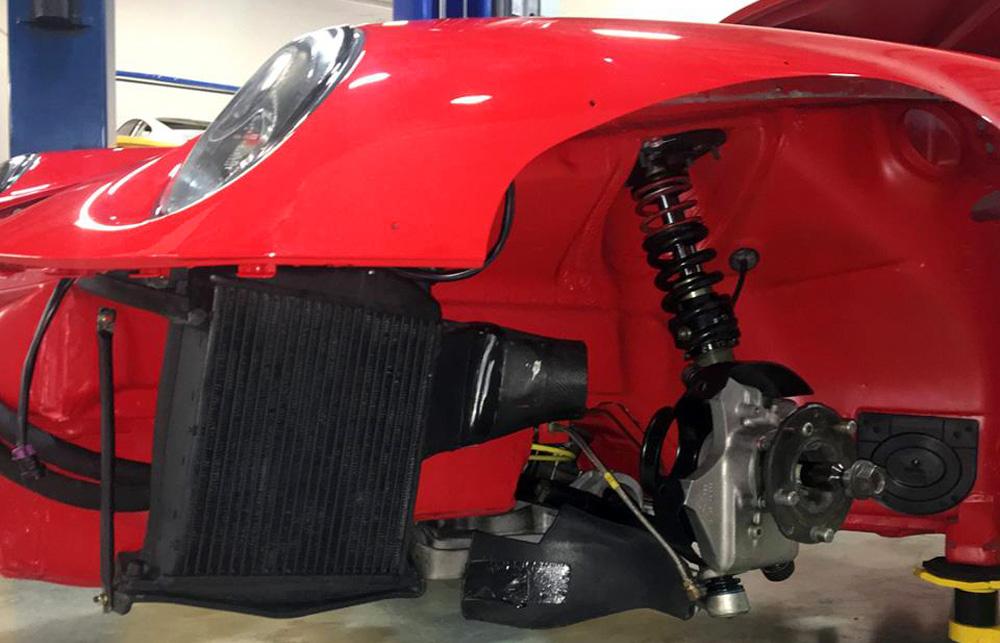 Porsche 993 GT2R - Restoration