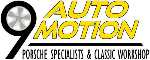 9 Auto Motion Logo