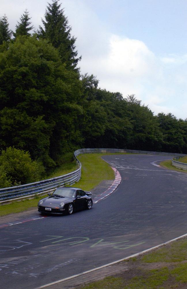 Porsche 993 Turbo S Nürburgring