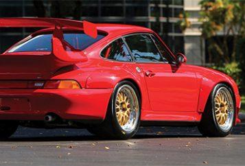 Classic Porsche Restorations