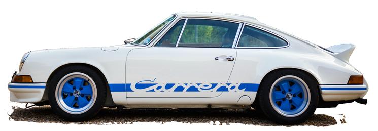 Porsche 2.7 Carrera